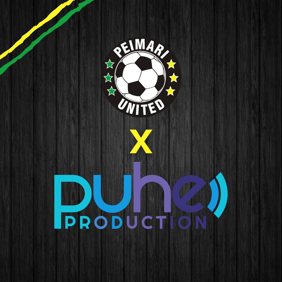 Puhe Production Oy on Peimari Unitedin uusi yhteistyökumppani