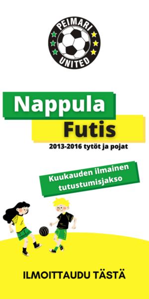 Nappulafutis