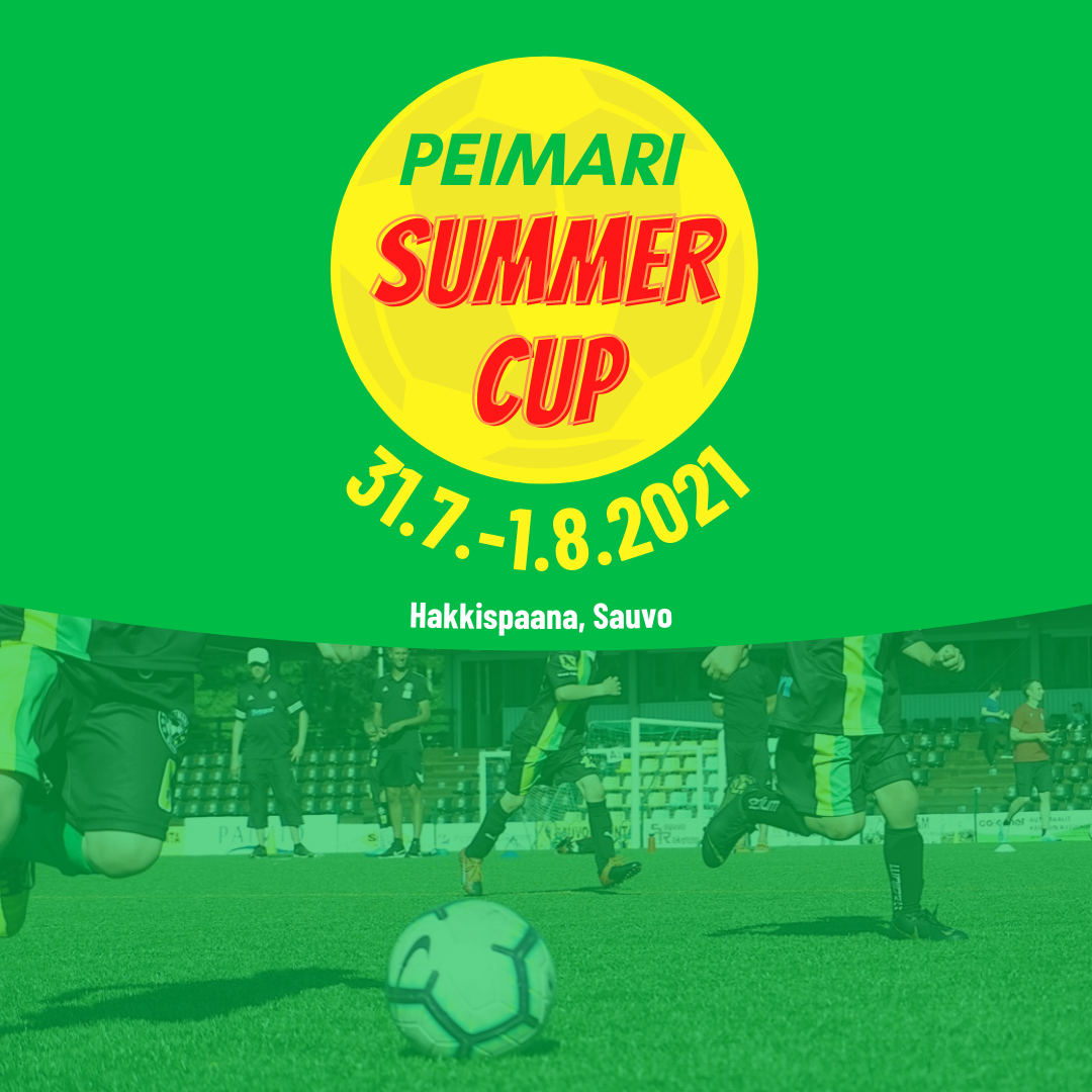 Peimari Summer Cup 31.7.-1.8.2021