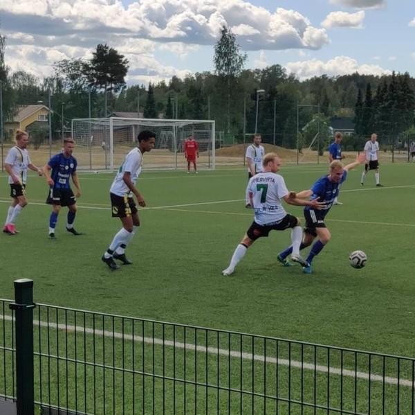Miesten Kolmonen: Peimari UTD - FC Åland 0-2 (0-1)