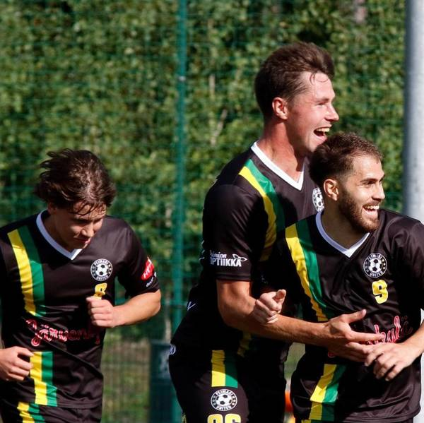 Miesten Kolmonen: FC Inter 2 - Peimari UTD 1-5 (0-3)