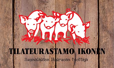Tilateurastamo Ikonen