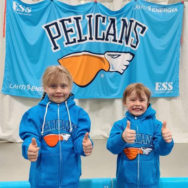 Pelicans SB Hupparikampanja!
