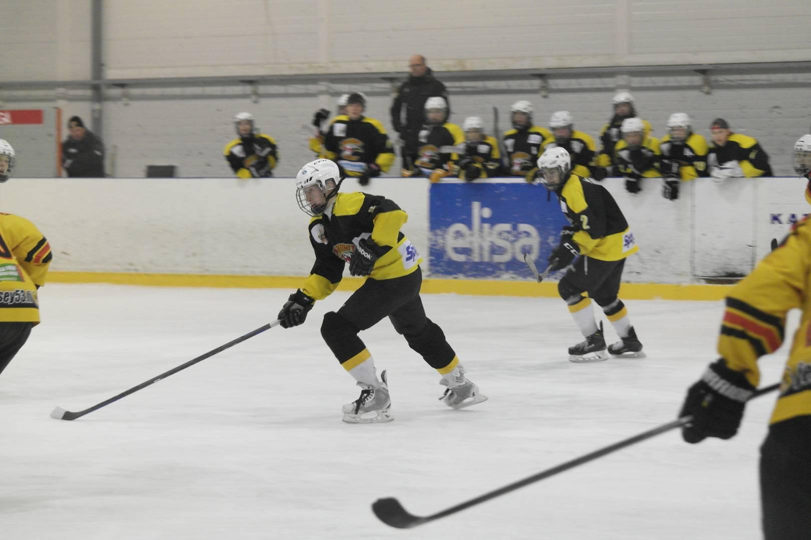 Pingviini joukkueet kausi 2021-22 ja Edustus jatkaa II-divarissa