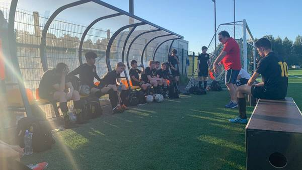 11.6.2021: FC Honka/musta - PiTa 06 1 - 4