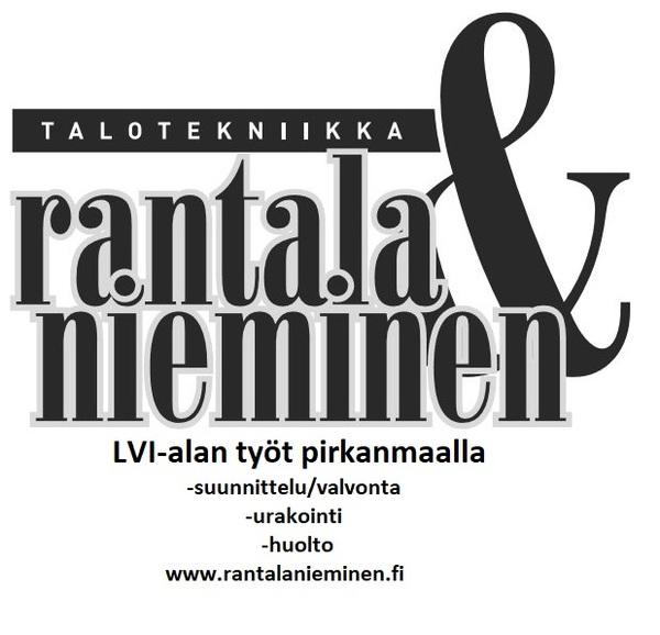 Talotekniikka Rantala&Nieminen