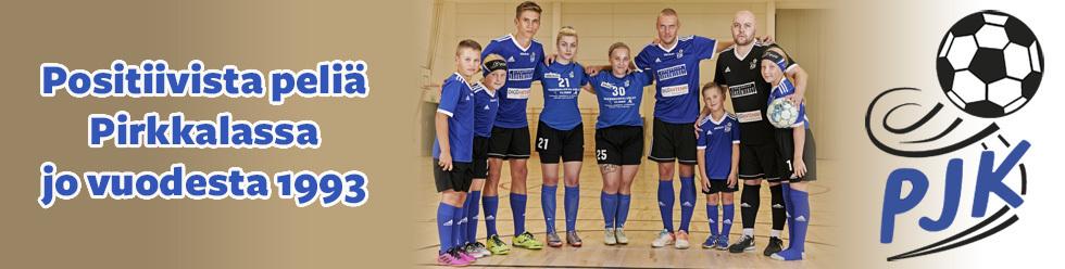 PJK:lle uusi naisten joukkue Futsal-Liigaan!