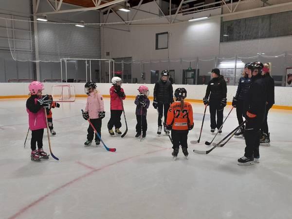 Kuinka aloittaa jääkiekko harrastus