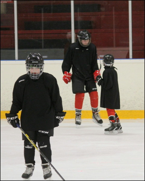 Special Hockey toimintaan voi ilmoittautua koko kauden ajan.