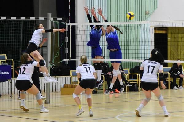 PuMa kohtaa uudestaan HEL Volleyn