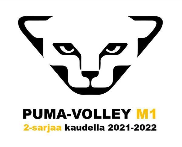 Puma Volley lähtee miesten 2-sarjaan!
