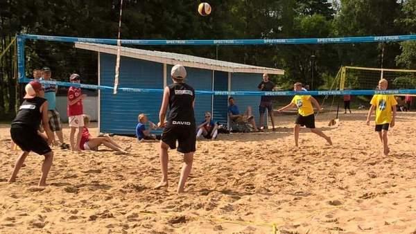 Ilmoittautuminen Easy Sport Beach-leireille avattu