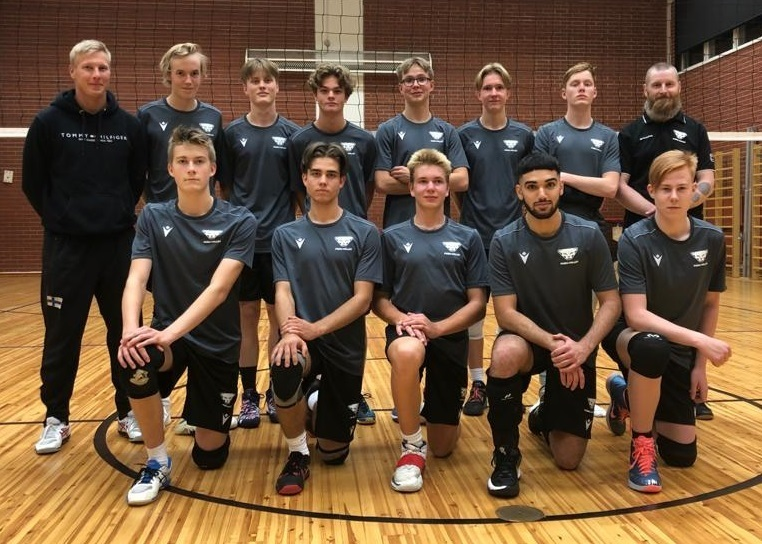 PumaM1 aloittaa miesten 2-sarjan 10.10. klo 16 Puistolan Urheilutalolla