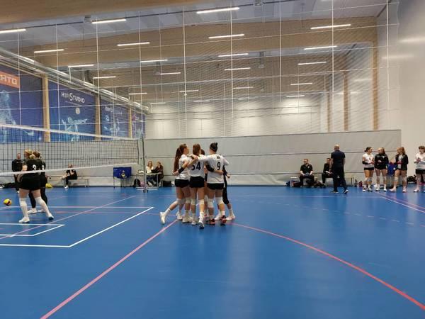 Puma Volley N2 vs Tapanilan Erä N1