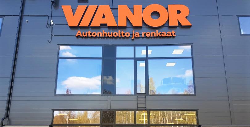 Lukkolaisten yhteistyökumppani Vianor palvelee talvirengasasioissa
