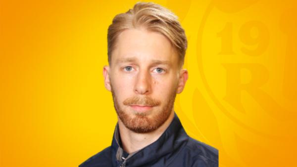 Severi Koskinen on Leijona-kiekkokoulun uusi rehtori