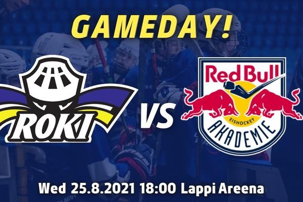 Next Game: Red Bull Salzburg U16 Academy