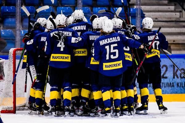 RoKi U20 avasi SM-sarjan ottelut voitolla - pelit jatkuvat huomenna lauantaina Lappi Areenalla