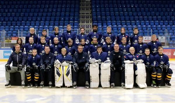 RoKi U14 -joukkue kaudella 2021-2022