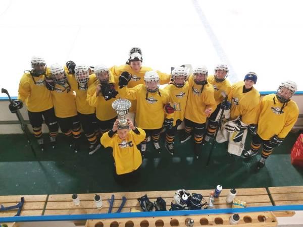 RoKi Sininen kävi hakemassa voiton kotiin Peltoniemi kalusteet Hockey Games -turnauksesta!