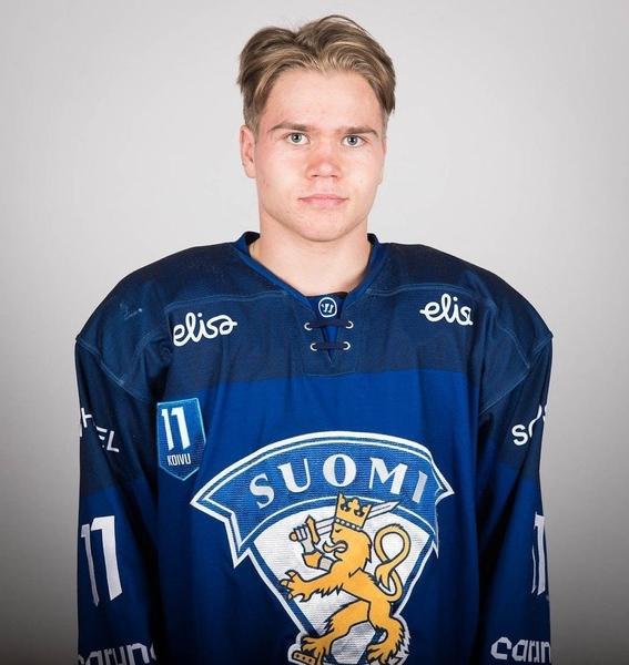 Veikka Mäki-Runsas debytoi ansiokkaasti U16 maajoukkueessa
