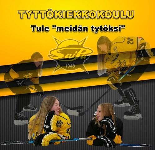 Tyttöjen Kiekkokoulu