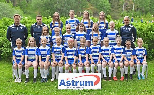Tytöt 2010-2011 - Tervetuloa mukaan!