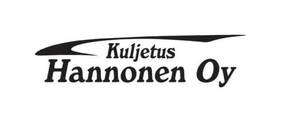 Kuljetus  Hannonen Oy