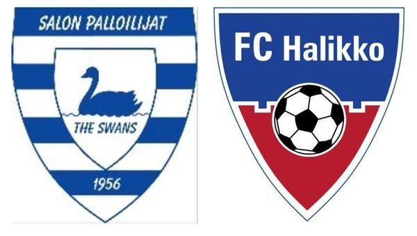 Salpa - FC Halikko YJ