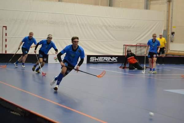Suomen Cup peleissä laitettiin Rankat Ankat tiukille!