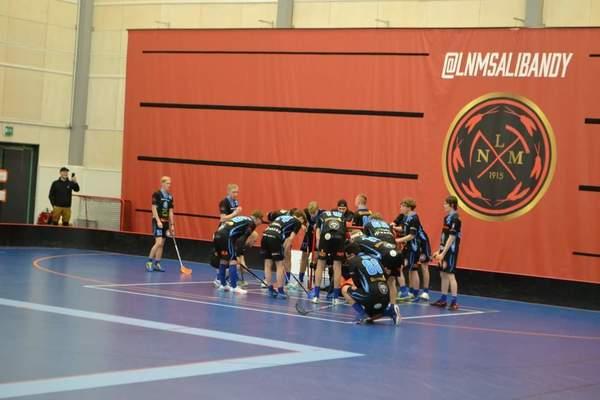 Suomen Cup avauksessa Totalista komea 8-3 voitto!