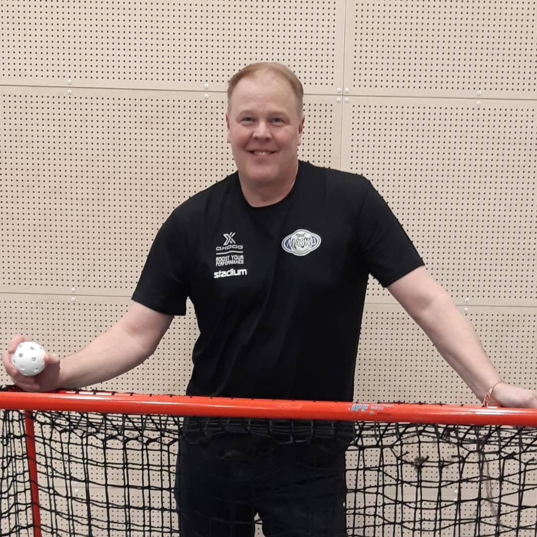 Hannu Fälden jatkaa SBS Maskussa maalivahtivalmentajana myös tulevalla kaudella