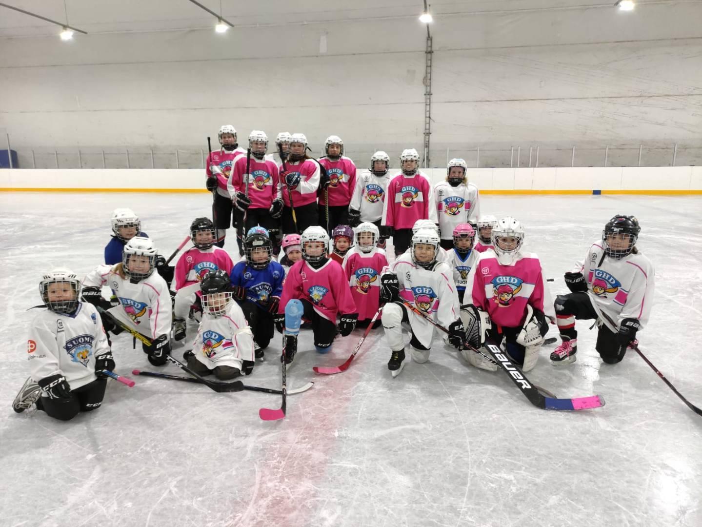 Girls´ Hockey Day tulee taas!