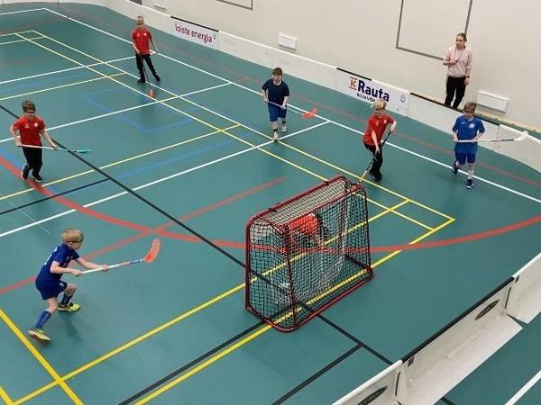 F-juniorit vauhdissa Rovaniemellä