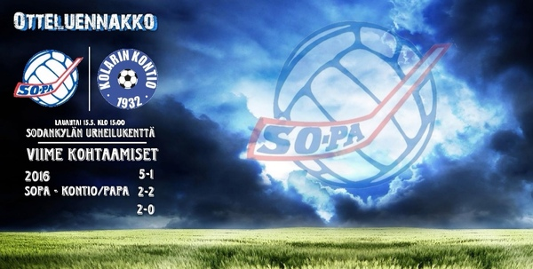 Ennakko: SoPa Edustuksen kausi 2021 & uudella rosterilla Kontiota vastaan 15.5.