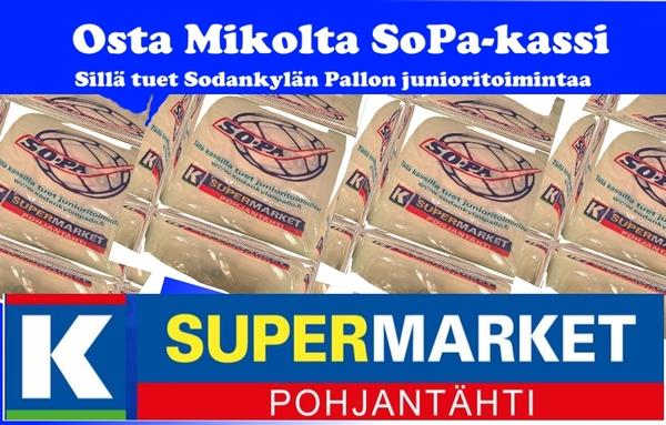 SoPa-kassi