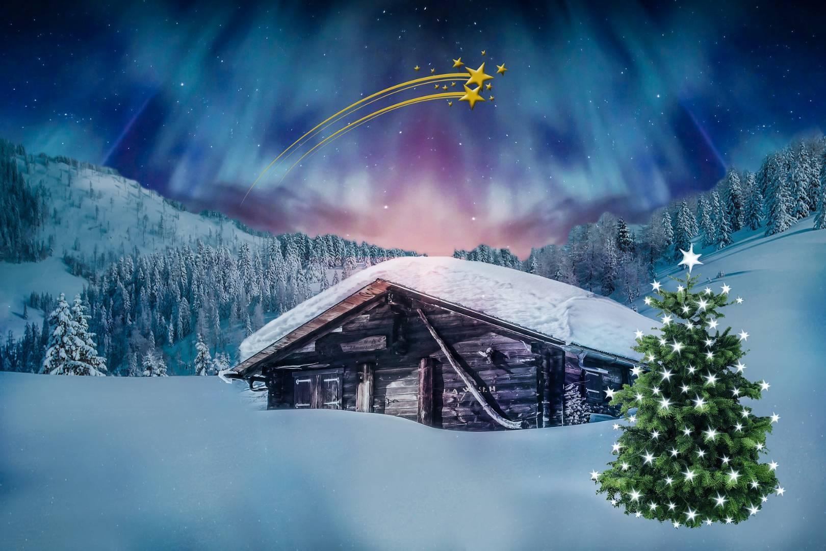 On aika rauhoittua joulun viettoon
