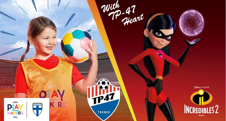 UEFA Playmakers ilmoittautuminen on nyt auki!