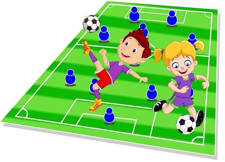 Fotbollsskolan startar / Jalkapallokoulu alkaa
