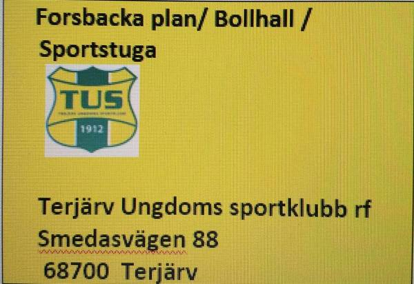 Forsbacka plan