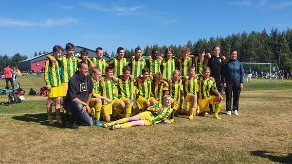 KP-V/TUS Kokkola Cupissa