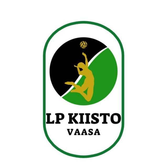 Kiiston lentopalloiljat tunnistaa nyt uudesta logosta
