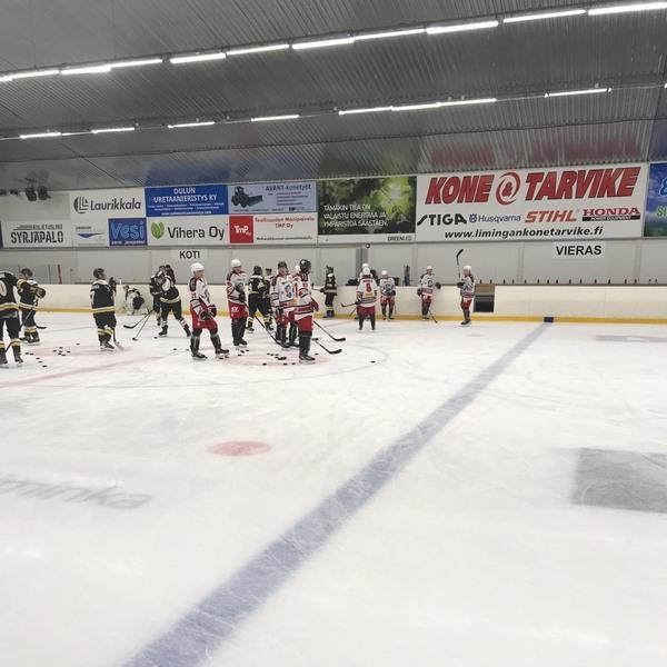 Sarja-avaus - VMA-Kärpät U20 Akatemia 4.9.21