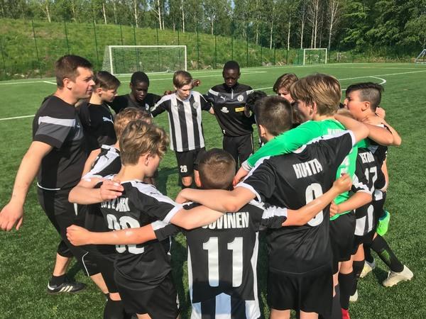 VPS Juniorit pyrkii auttamaan vähävaraisia perheitä harrastuskustannuksissa