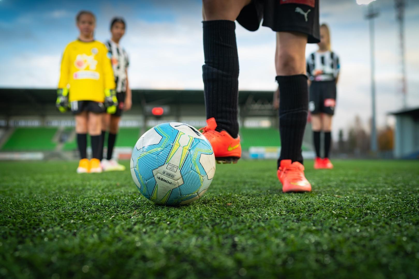 VPS Juniorit hakee lasten valmentajaa koko-, tai osa-aikaiseen työsuhteeseen