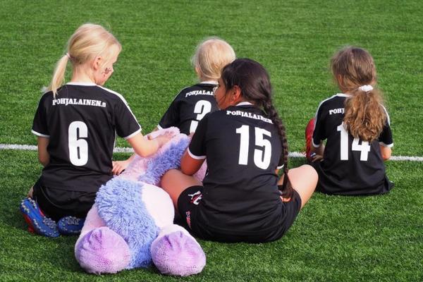 Jalkapallo kotouttaa: VPS Juniorit on panostanut jalkapallo- ja futsalkerhojen järjestämiseen