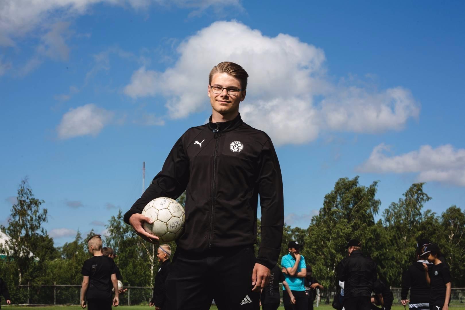 Valtteri Ahonen VPS P10 joukkueen vastuuvalmentajaksi