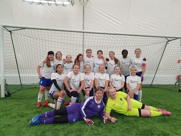VPS Juniorit / FC Sport-j T08 yhteistyö