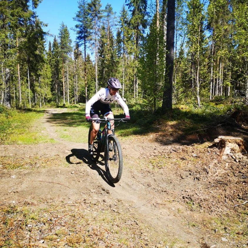 Maastopyöräilyn yhteislenkki 9.6.klo. 18.00