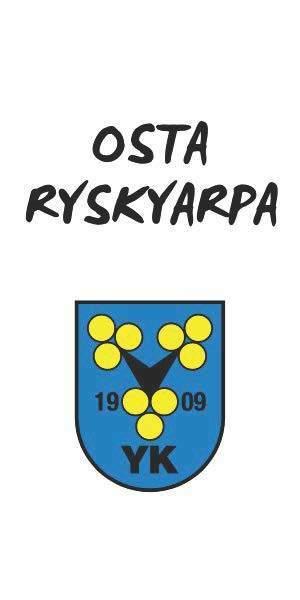 Osta Ryskyarpa!